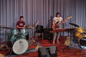 Junge Schlagzeug-Talente ganz groß!